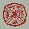 Bethlehem Fire Department Patch