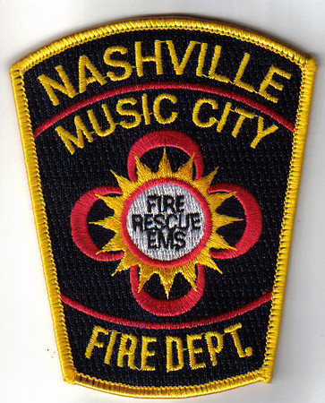 Tennessee Fire Patches