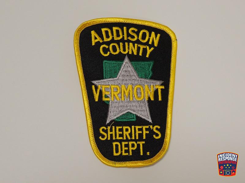 Addison County Sheriff Patch