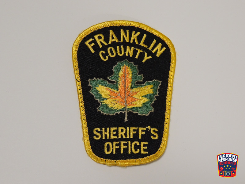 Franklin County Sheriff Patch