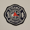 Yakima Fire Department Patch