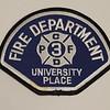 University Place Fire Department Patch
