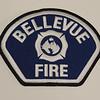 Bellevue Fire Department Patch