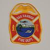 Oak Harbor Fire Department Patch