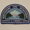 Northshore Fire Department Patch