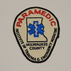 Milwaukee County Paramedic Patch