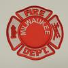 Milwaukee Fire Department Patch