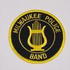 Milwaukee Police Band Patch