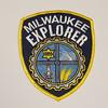 Milwaukee Police Explorer Patch