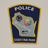Wisconsin State Fair Park Police Patch