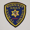 Milwaukee Area Animal Control Patch