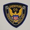 Sheboygan County Sheriff Auxiliary Patch