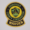 Sheboygan County Conservation Warden Patch