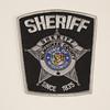 Milwaukee County Sheriff Patch