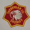 Sheboygan County Sheriff Patch