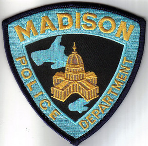 Wisconsin Police Patches