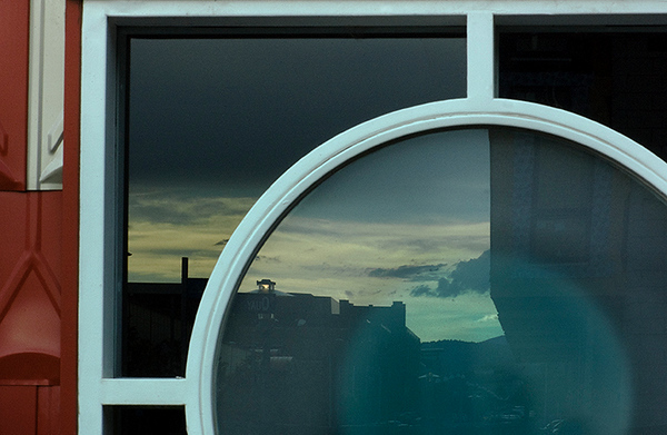 Belmar Skyline
