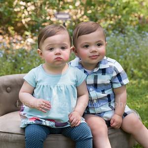 Patel twins 1 yr
