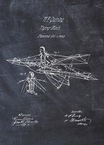Flying Machine 1869