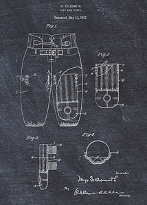 Football Pants 1917