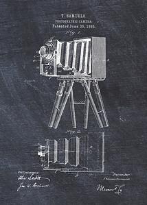 Photographic Camera 1885