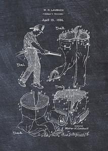 Fireman's Trousers 1924