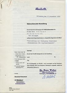 1960 Feb Active Pre-Amp Circuits Patent