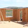 Exterior Wall Panel Installation