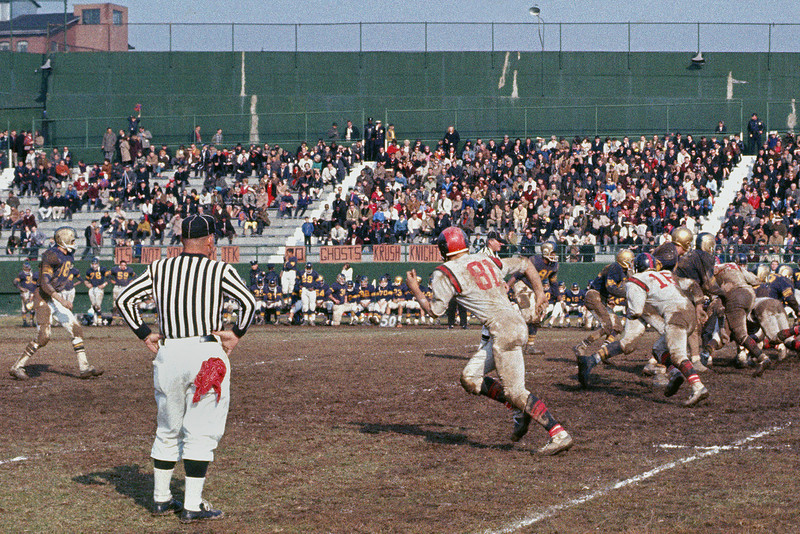 J.F.K. vs. Eastside - Thanksgiving Day 1965