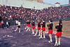 J.F.K. Cheerleaders - Hinchliffe Stadium - Thanksgiving Day 1965