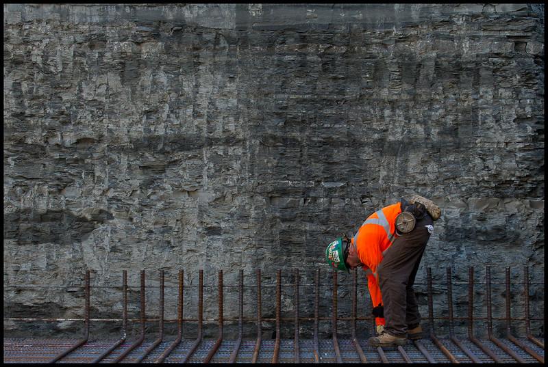 Iron Worker, September 2013