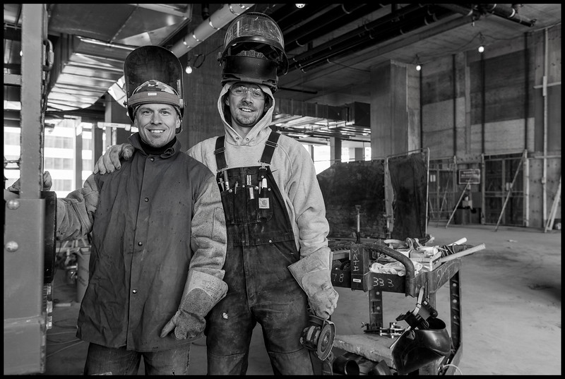 Pipe Fitters, May 2015