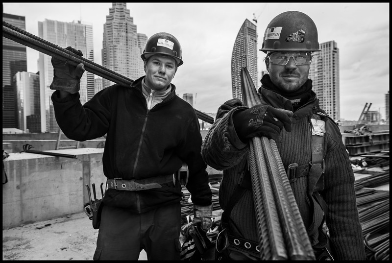 Iron Workers, December 2015