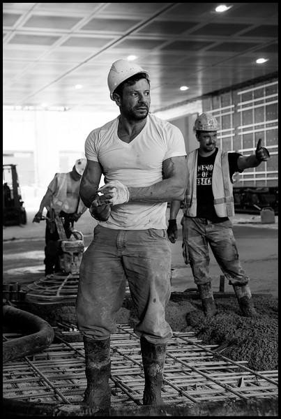 Labourer, May 2016