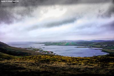 East Voe of Scalloway...Lerwick Scotland
