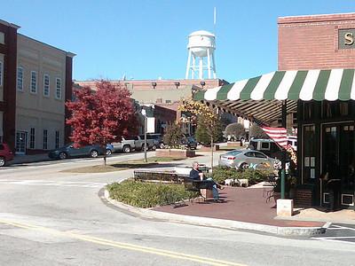 Woodbie Town