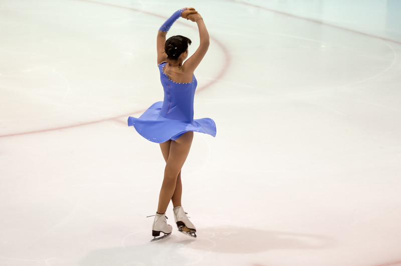 Single figure skating