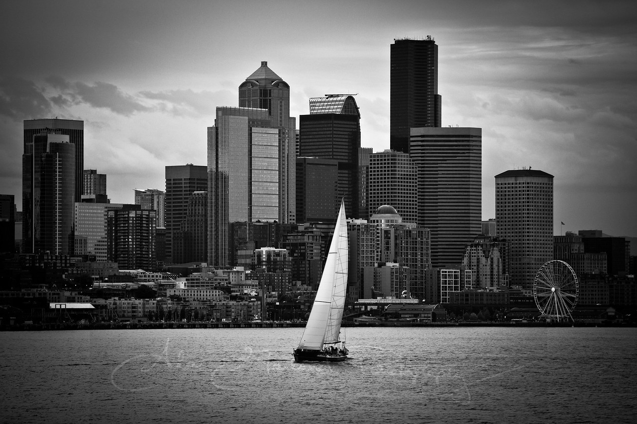 Seattle By Water