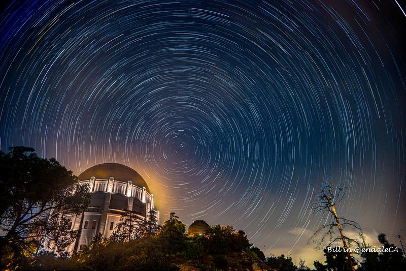 Observatory Star Trails(Take 2)
