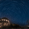 Observatory Star Trails(Take 1)