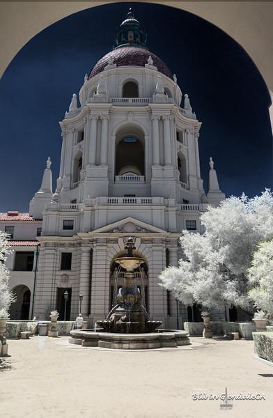 Pasadena City Hall(IR)