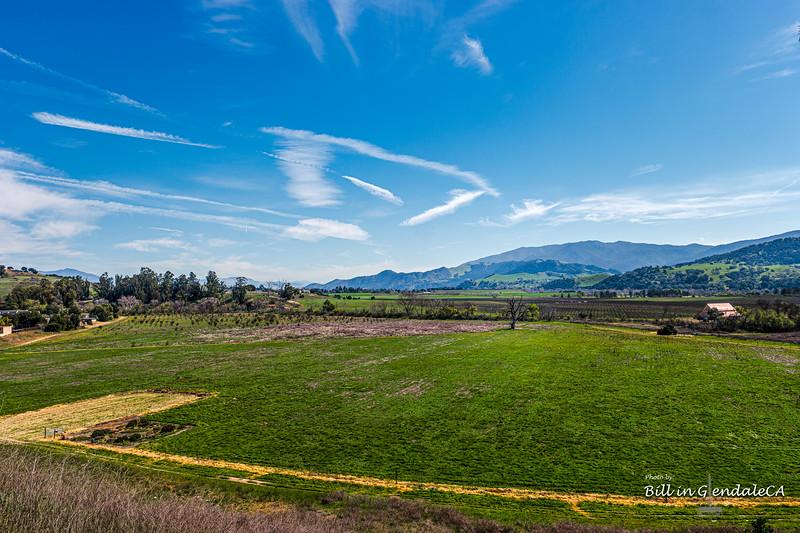 Santa Ynez Valley.