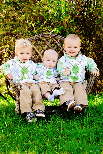 Patrick Boys Easter