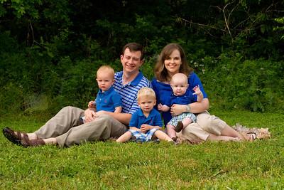 Patrick Family Spring 2012