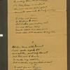 Patrick Henry Bruce  poem