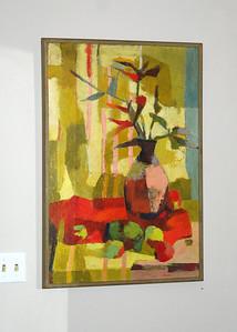 Oil by Patrick Henry Bruce