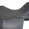 Patrick Keane Dressage Saddle (250) - Shown with Nubuck seat and pads