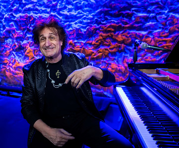 Patrick Moraz -Iridium -Jan 17 2017