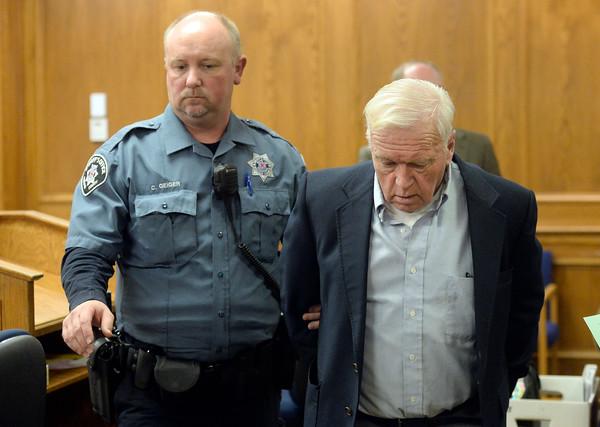 Patrick Ward Sentencing