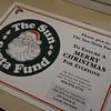 The Sun Santa Fundraiser with the Patriot Dart League at the Knickerbocker Club in Lowell, Ma. Saturday, December 9, 2017. SUN/ KATIE DURKIN